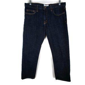 Current/Elliott Boyfriend Capri Jeans. Size: 27